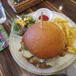 ジャッフェジョッファ - Winter Chicken Burger_2016/12