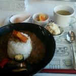 cafeこばやし - 料理写真: