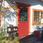 Cafe Rob - 外観①