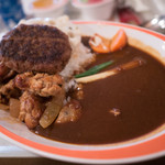 ハングリーベア・レストラン - 料理写真:ハングリーベアカレー