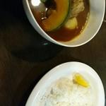 カリー・ディ・サヴォイ - チキン野菜