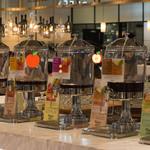 アンテナ アメリカ - 紅茶もあります。