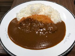 KYKかつ&カリー - カツカレー大盛880円(税込) ※大盛はサービス