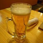 五郎 - ドリンク写真:とりあビール