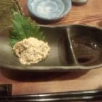 酒肴 Wasabi - ズワイガニとかに味噌のとも和え