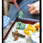60244047 - 杜々(とと) 旬菜ご膳 ほうれん草の白和え