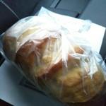 アントン - ベーコンチーズパン