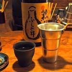虎徹 - 燗酒(麓井)