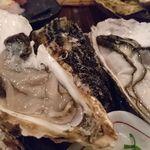 60248254 - (12/16)生牡蠣食べ比べ