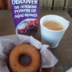 ホア カフェ - モーニングセット