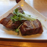 武蔵屋本店 - 料理写真:母イチオシ豚の角煮