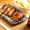三六 - 料理写真:美味しいもつ焼きとホッピーの組み合わせは最高☆