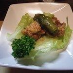 四季彩菜 - 2010/12/04のお通し。