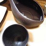四季彩菜 - 丹沢山純米吟醸。