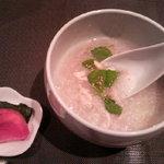 周山 - 参鶏湯