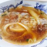 三州足助屋敷 - 刀削麺