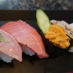 でかねた寿司 - 金沢盛1200円