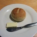 ナトワ - パンは小ぶり
