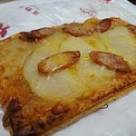60252356 - じゃがいもととソーセージのパイピザ