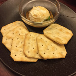 牛角ビュッフェ - しあわせクリームチーズ(^∇^)♪
