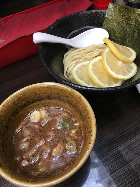 四ツ谷麺処スージーハウス - レモンつけ麺