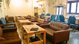 PUBLIC KITCHEN cafe 南船場店 - 2階