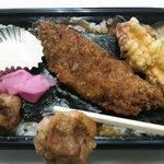 赤坂 ふーちん - 300円でノリ弁当♪