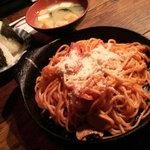 ビボ - スパゲティーセット