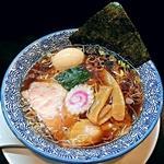 ぶたコング - 【生姜醤油らーめん + 味玉】¥760 + ¥100