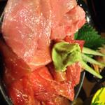 魚座 ピスケス - 上がカマトロ。下の赤いのがほっぺ。
