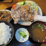 60264985 - 山賊(大)定食