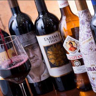 厳選されたリーズナブルで美味しい、『コスパの良いワイン』