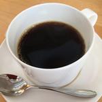 カフェモ・ルタオ - ホットコーヒー。