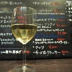 ビストロ サイトウ - グラスワイン