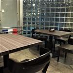 ビストロ サイトウ - テーブル席