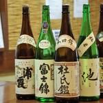 うなきん きんごろう - 日本酒