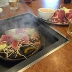 アサヒビール園 - 料理写真:ジンギスカン