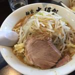 麺家 大須賀 - ともらーめん もやし にんにく少なめ