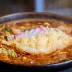 瓢六庵 - 料理写真:ピリ辛味噌煮込み