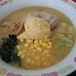 嘉儀屋 - 料理写真:生姜味噌ラーメン