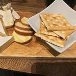 ゴブ トレス - チーズ盛り合わせ