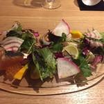 60274460 - 魚のサラダ前菜