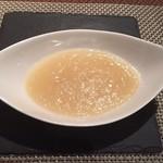 60274593 - 玉葱のスープ