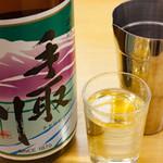 串揚げ いやさか - 日本酒
