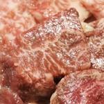 我が肉 源 - ハラミ