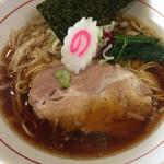 自家製麺 KANARI - 料理写真:醤油ラーメン