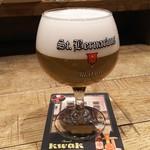 St.Bernardus - セント・ベルナルデュス エクストラ4は、1970代に一旦姿を消した復刻版ビールです。