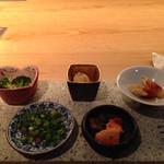 Nikuteifutago - 前菜