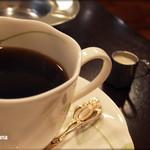 八番館コーヒー店 - ブレンドコーヒー(400円