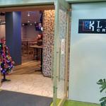 LBK CRAFT - お店の玄関。